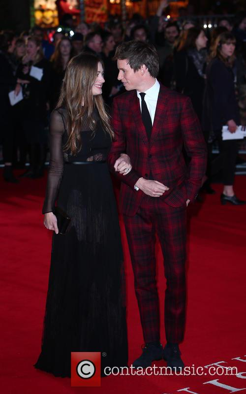 Eddie Redmayne and Hannah Bagshawe 8