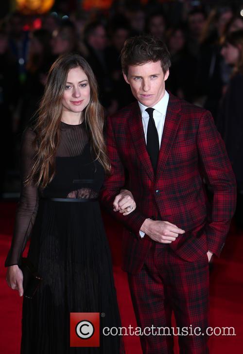 Eddie Redmayne and Hannah Bagshawe 9
