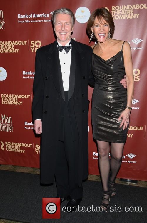 Byron Jennings and Carolyn Mccormick 1