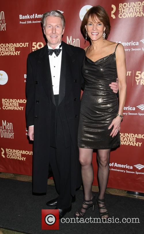 Byron Jennings and Carolyn Mccormick 2