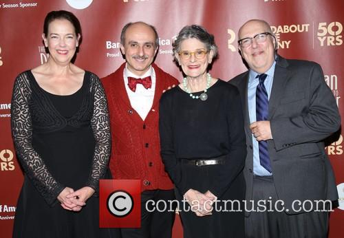 Harriet Harris, Stephen Derosa, Mary Louise Wilson and Lee Wilkof 1