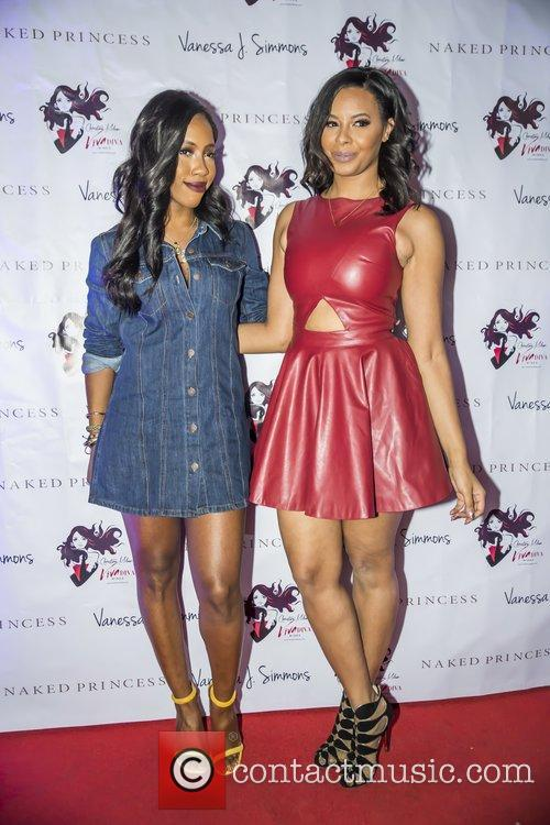 Sevyn Streeter and Vanessa Simmons 2