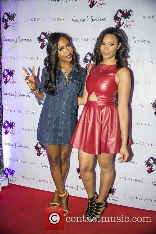 Sevyn Streeter and Vanessa Simmons 3