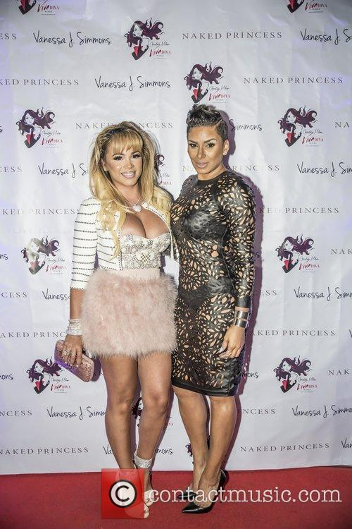 Vanessa Simmons and Laura Govan 2