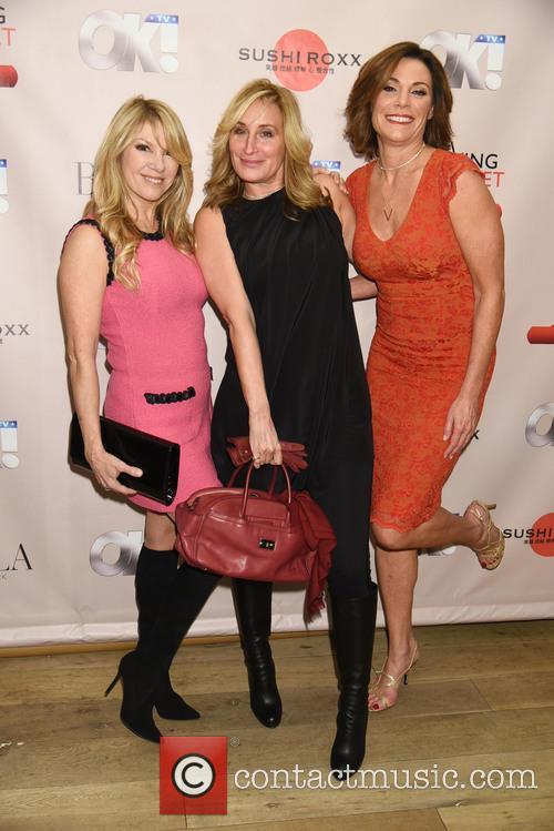 Ramona Singer, Sonja Morgan and Countess Luann De Lesseps 3