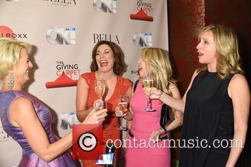 Dorinda Medley, Countess Luann De Lesseps, Ramona Singer and Sonja Morgan 1