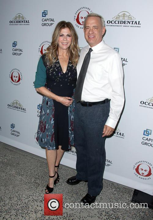 Rita Wilson and Tom Hanks 5