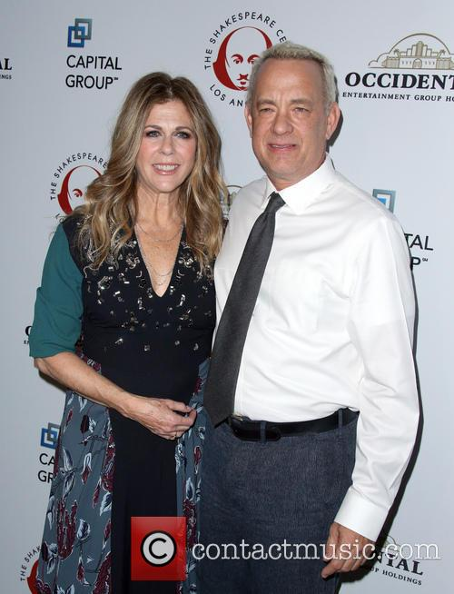 Rita Wilson and Tom Hanks 10
