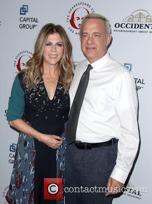 Rita Wilson and Tom Hanks 11