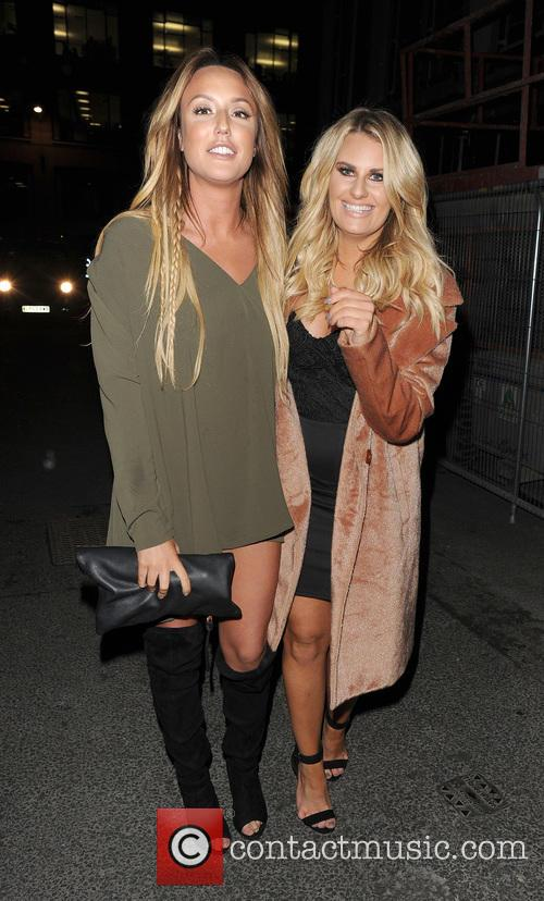 Charlotte Crosby and Danielle Armstrong 1