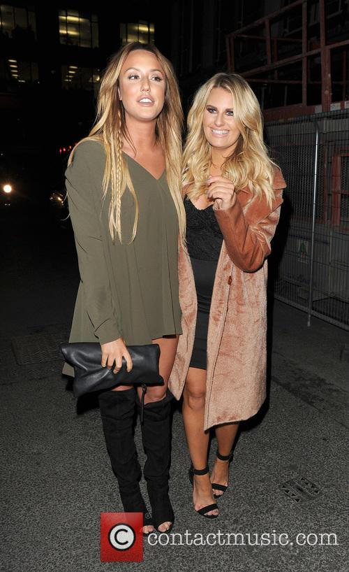 Charlotte Crosby and Danielle Armstrong 2