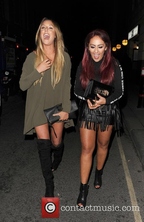 Charlotte Crosby and Sophie Kasaei 6