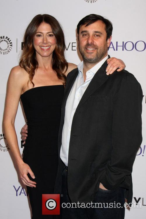 Jeff Schaffer and Jackie Marcus Schaffer