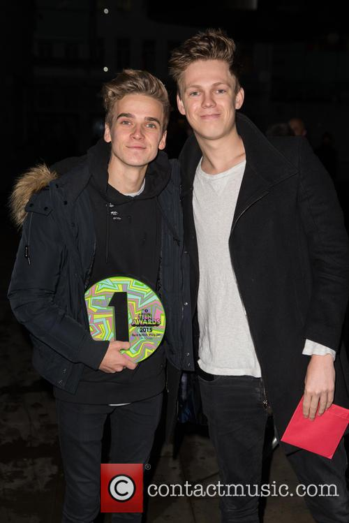 Casper Lee and Joe Sugg 2