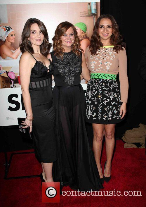Tina Fey, Amy Poehler and Maya Rudolph 1