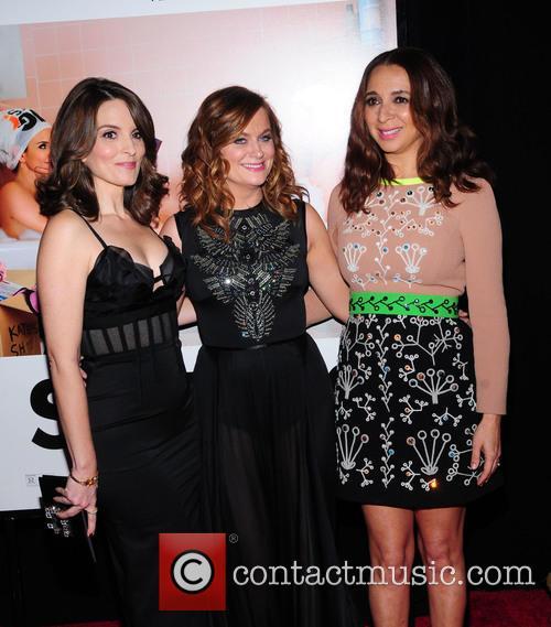 Tina Fey, Amy Pohler and Maya Rudolph 5