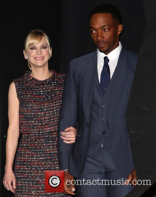 Anna Faris and Anthony Mackie 2