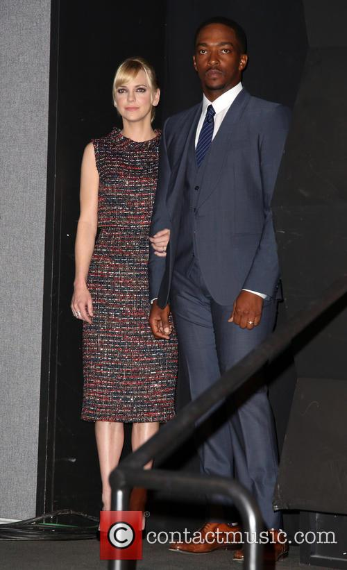 Anna Faris and Anthony Mackie 3