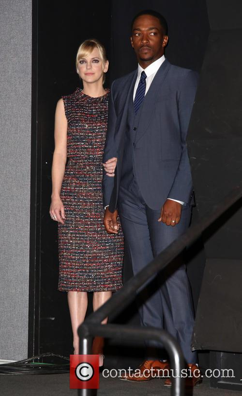 Anna Faris and Anthony Mackie 4