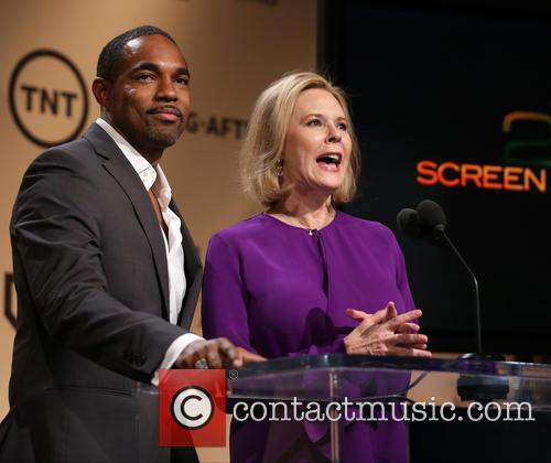 Jason George and Jobeth Williams 1
