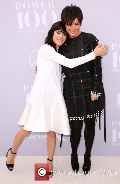 Selma Blair and Kris Jenner 4