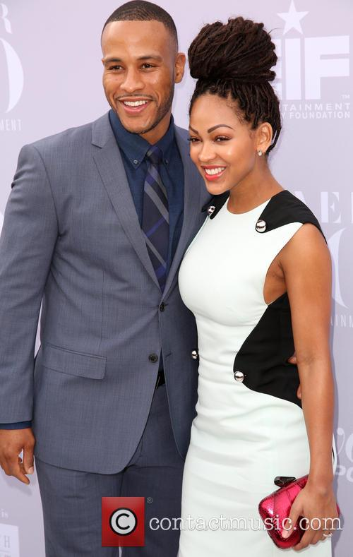 Devon Franklin and Meagan Good 2