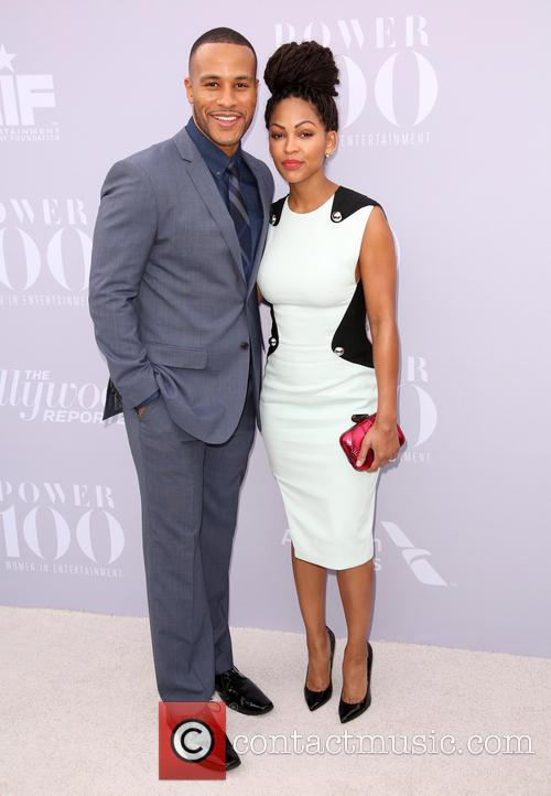 Devon Franklin and Meagan Good 3