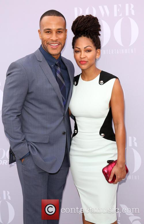 Devon Franklin and Meagan Good 4