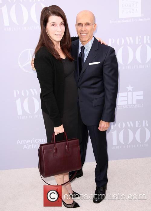 Nanci Ryder and Jeffrey Katzenberg 3