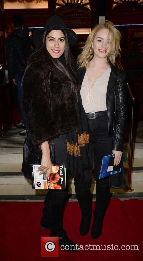 Amrit Maghera and Jennifer Brooke 2