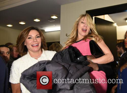 Countess Luann De Lesseps and Ramona Singer 4