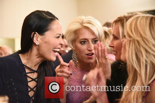 Breton, Julianne Wainstein and Dorinda Medley 6