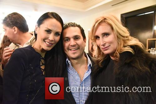 Julianne Wainstein, Michael Wainstein and Sonja Morgan 1