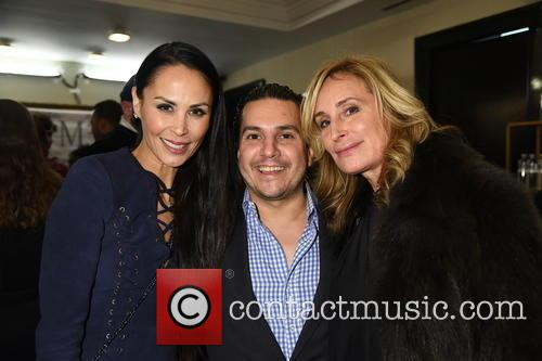 Julianne Wainstein, Michael Wainstein and Sonja Morgan 2