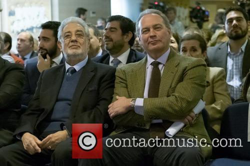 Placido Domingo and Bertin Osborne 1