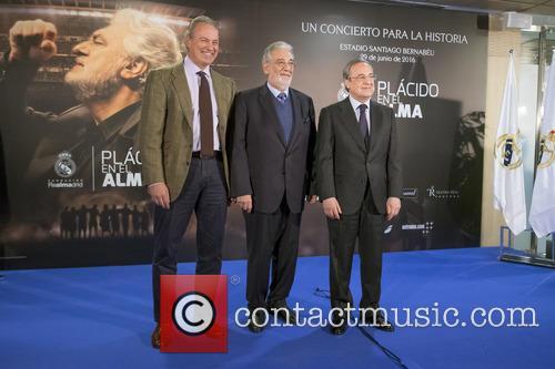 Placido Domingo and Bertin Osborne 4