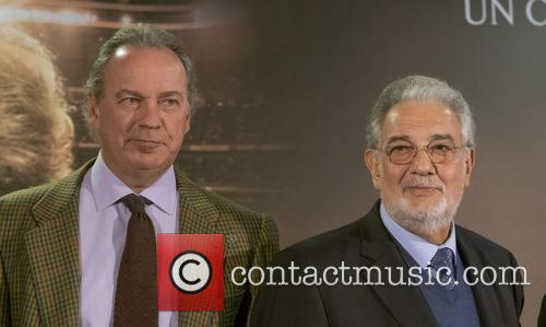 Placido Domingo and Bertin Osborne 8