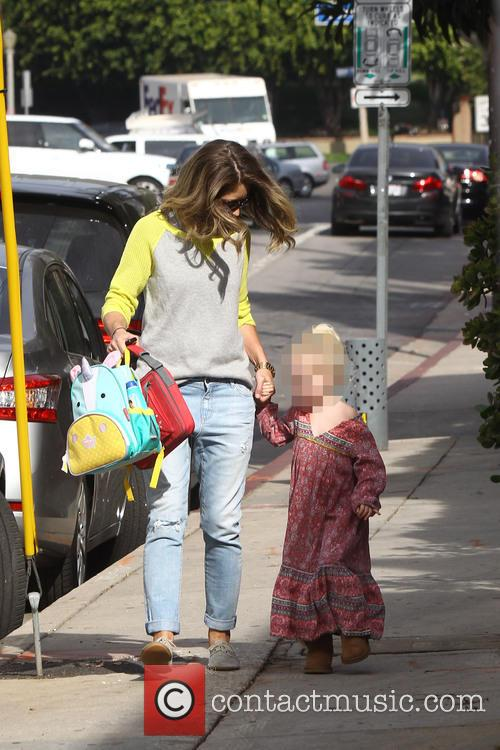 Rebecca Gayheart and Billie Beatrice Dane 10