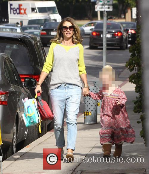 Rebecca Gayheart and Billie Beatrice Dane 11