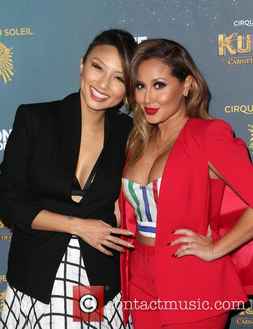 Jeannie Mai and Adrienne Bailon 1
