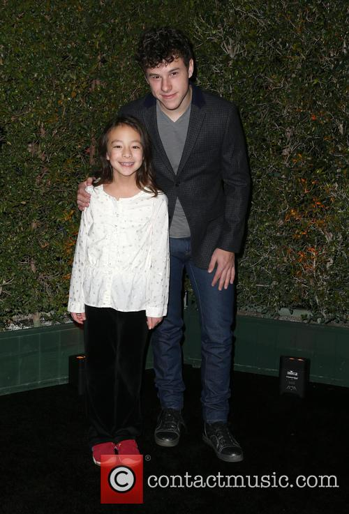Aubrey Anderson-emmons and Nolan Gould 7