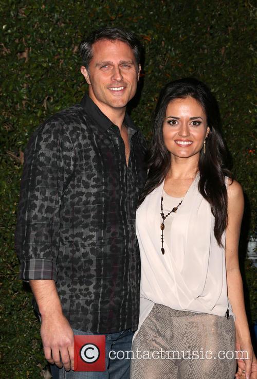 Danica Mckellar and Scott Sveslosky 2