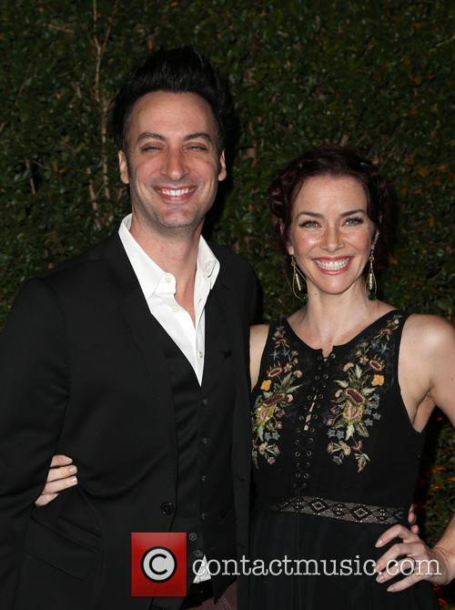 Annie Wersching and Stephen Full 2