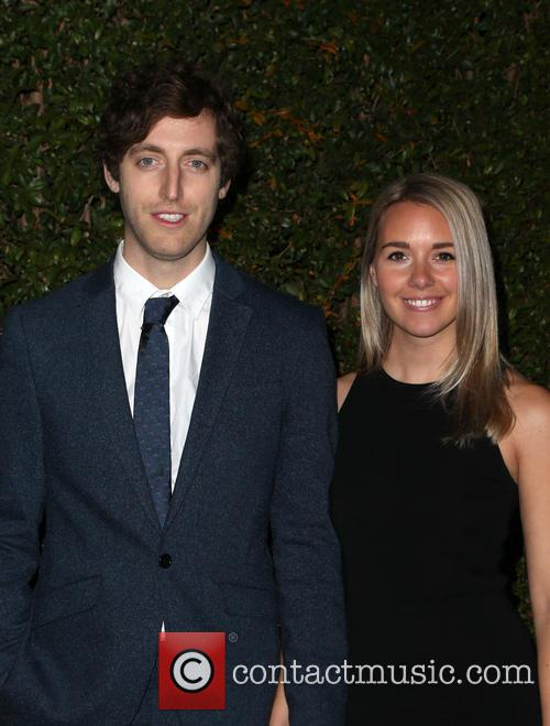 Thomas Middleditch and Mollie Gates 4