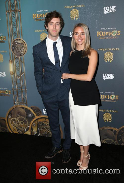 Thomas Middleditch and Mollie Gates 5
