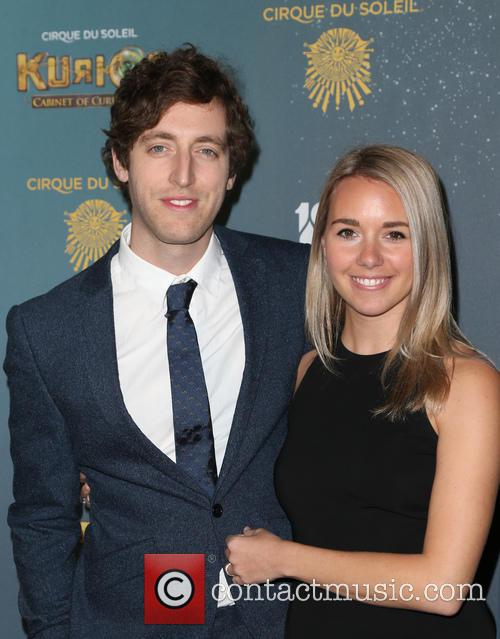 Thomas Middleditch and Mollie Gates 6