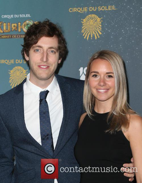 Thomas Middleditch and Mollie Gates 7
