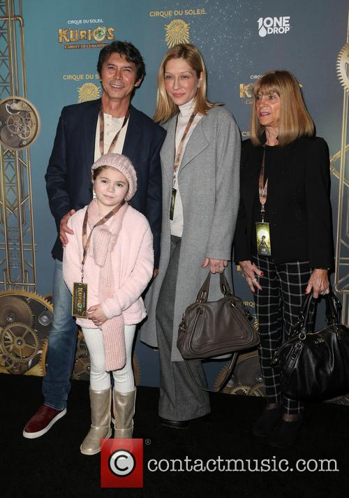 Lou Diamond Phillips, Yvonne Boismier Phillips and Indigo Sanara 6