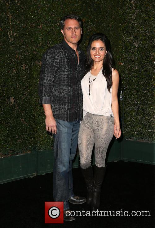 Danica Mckellar and Scott Sveslosky 11
