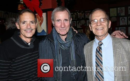 Guest, Jim Dale and Jerry Mayer 2